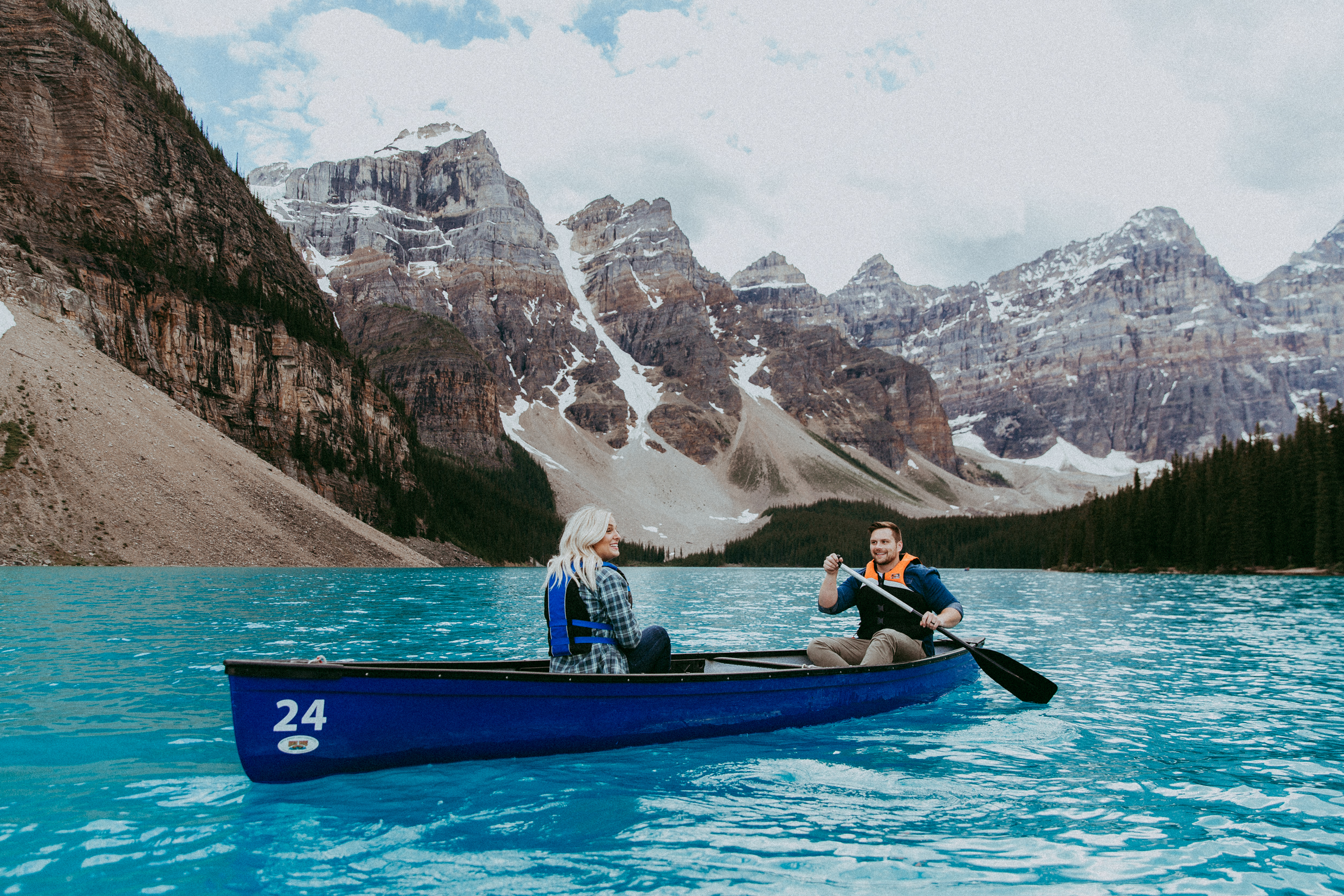 Moraine Lake Lodge Honeymoon Wild North Photo And Film