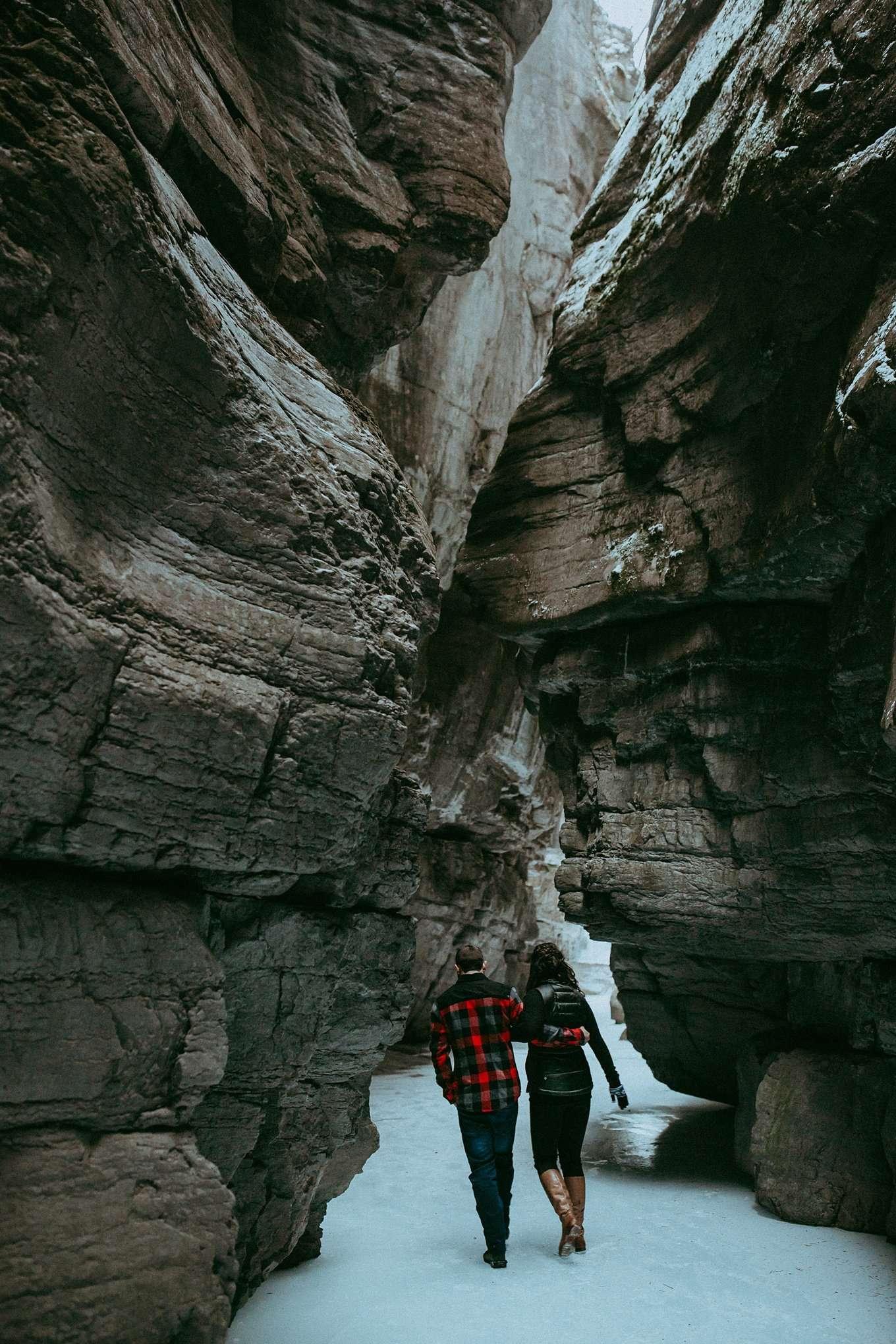 Jasper adventure photographer, jasper photographers, jasper, maline canyon, bridal veil falls